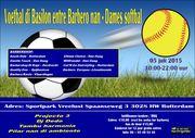 Voetbal en softbal toernooi