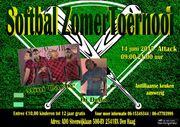 Zomer softbal toernooi 14 juni