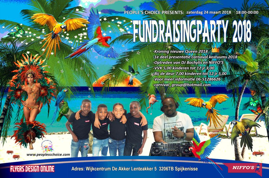 People's Choice Fundraisingparty