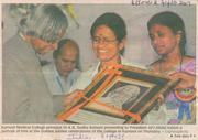 Published works of Me - Madhu Kuruva