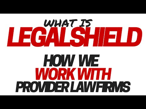What Is LegalShield? How We Work with Provider Law Firms