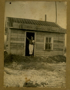 Johnson, Frank, Kittson Co. Late 1800's Homestead
