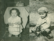 Very Young Jannie and Ronnie - Married 4-26-1980