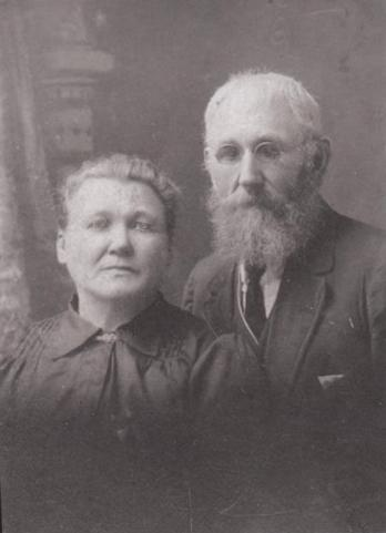 Berent and Christina Anderson