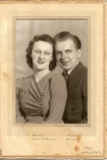 Hanson_Byron_Marva_Wed 1942