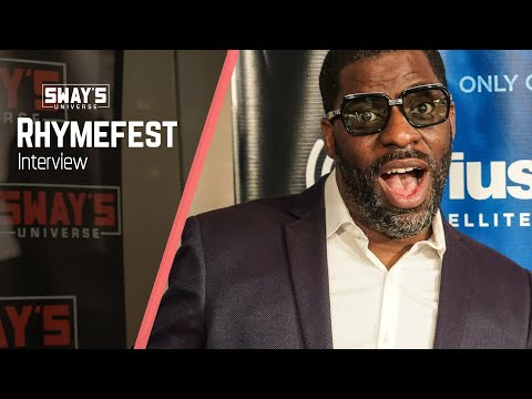 "Che ""Rhymefest"" Smith on His Disagreements with Kanye West, Acting & Performs Live"