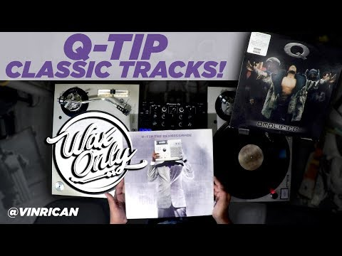 Discover Samples Used On Q Tip Classic Tracks