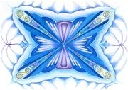 Andělská energie proudící do Srdce každé živé bytosti na planetě Zemi