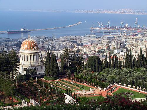 Haifa - Bahai
