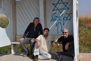 Visita de Paulo e Silvana Blank em Israel