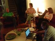reunião criação núcleo jh -rio