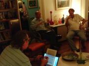 REUNIÃO CRIAÇÃO NÚCLEO JH-RIO - 29-07-2010