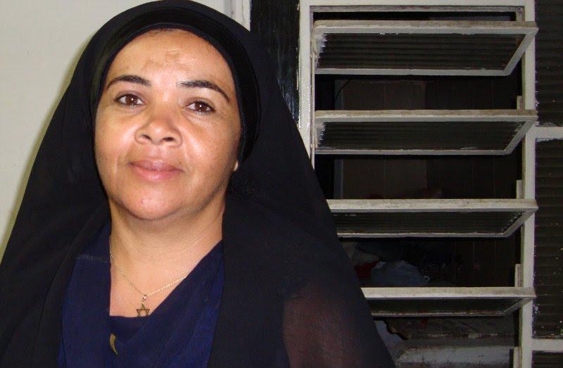Esposa do Rosh Maorel Melo; Miriam Melo Bat Sará