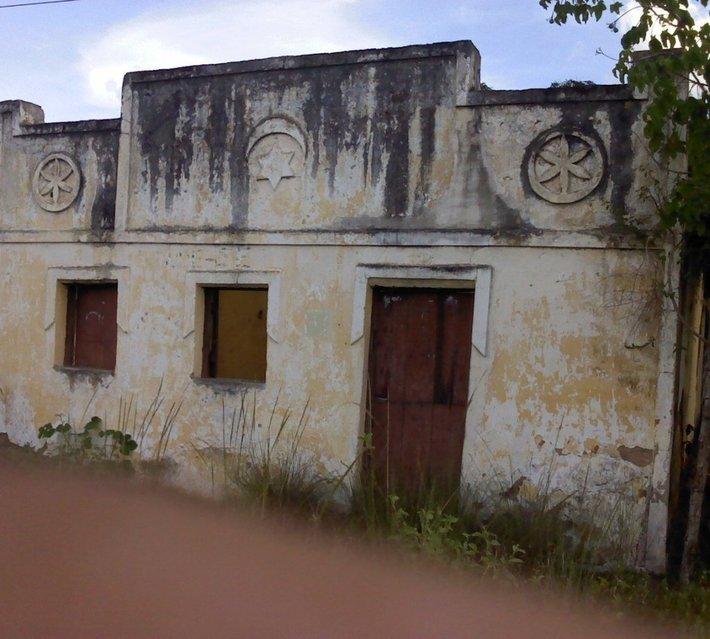 Maguen David em Macaiba