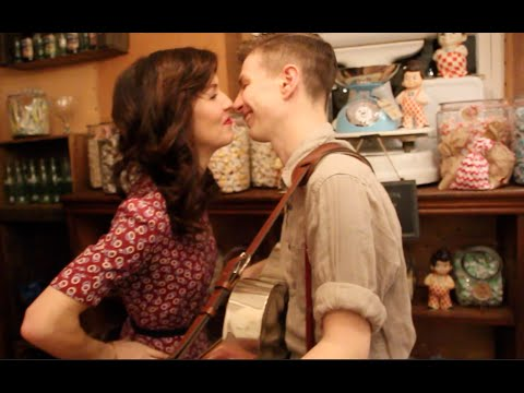 """Jacob Miller & Joy Pearson """"You belong to Me"""" at Will Leather Goods"""