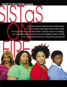 Sistas on Fire: Early Flyer