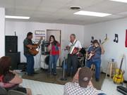 Houston Accordion Performers (HAPI) Sunday Jams