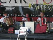 Frank, Mark & Shelia Playing at Tomball German Heritage Days Festival