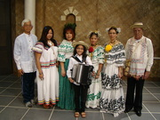 Panama Independence Day celebration in Killeen, Texas