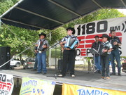 Isaac performs for ESPN Soccer Tournament