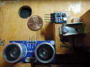 button accordion w ultrasound and barometric sensor