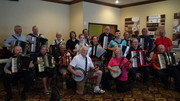 at the Wast, Texas accordion squeeze off on June 24, 2014