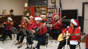 MECCA musicians spreading Christmas cheer
