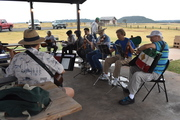 Jam session at Dana Peak September 2015