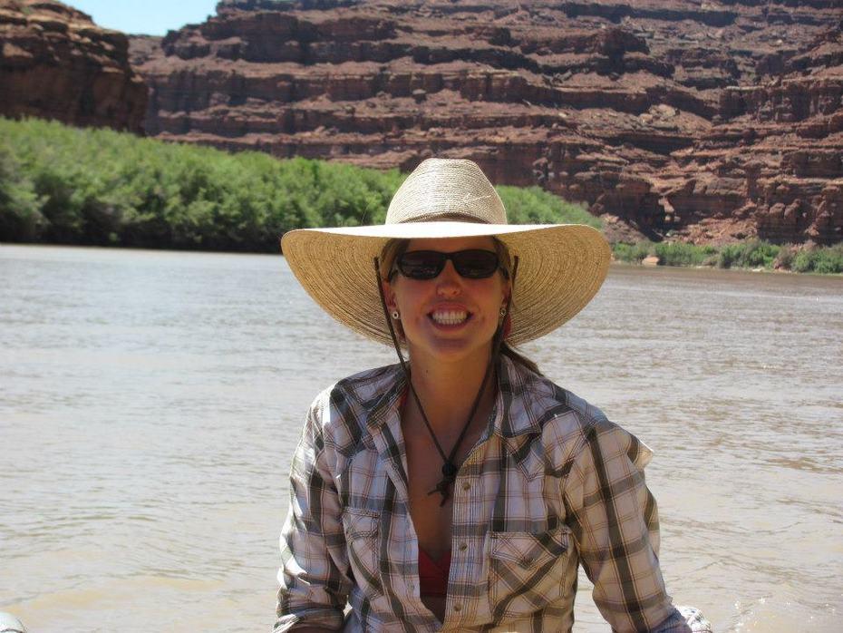 2012 Cataract Canyon River Writing Journey for Women