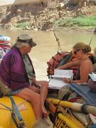 2012 River Writing Journey with Page Lambert and Sheri Griffith Expeditions