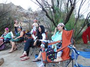 2013 Crazy Brave River Writing with Joy Harjo - Page Lambert
