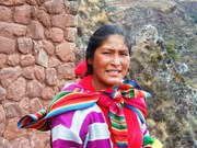 2014 Peru Weaving Words & Women #1