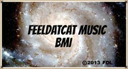 Feeldatcat Music logo