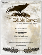 Edible Raven