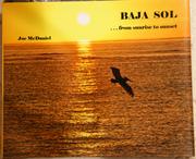 Baja Sol - travel book
