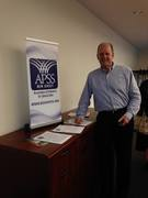 BJ with APSS-NJ sign