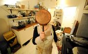 MsMarmitelover in her kitchen