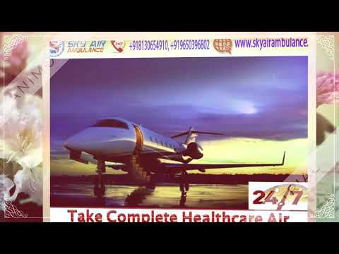 Get India's No.1 Air Ambulance in Ranchi with Latest Medical Facility