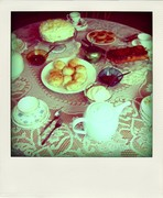 tea party on the 8th of may