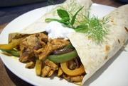 Chicken Tikka Masala Fajitas