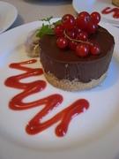 Decadent rich Chocolate Torte