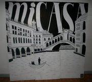 Mi Casa on the horizon