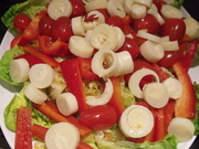 Mixed Palmist Salad