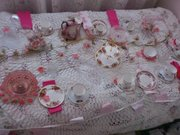 Our Secret Afternoon Tea party club