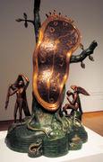 Dalí y el tiempo