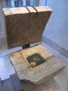 piedra fundacional