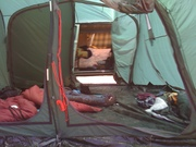 From Tent to Bus