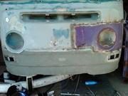 front welds 2