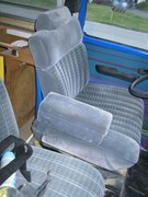 My westy has Oldsmobile Seats
