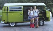 "1978 Westy ""Eleanor"" -taking hippies to school for spirit week!"